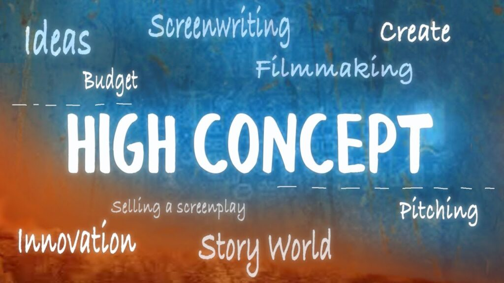 How To Write A High Concept Screenplay