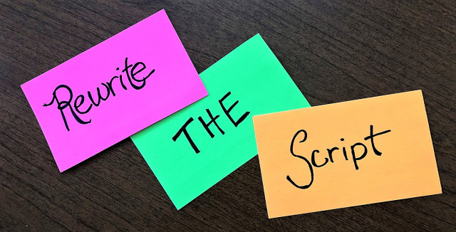 How To Rewrite Your Script