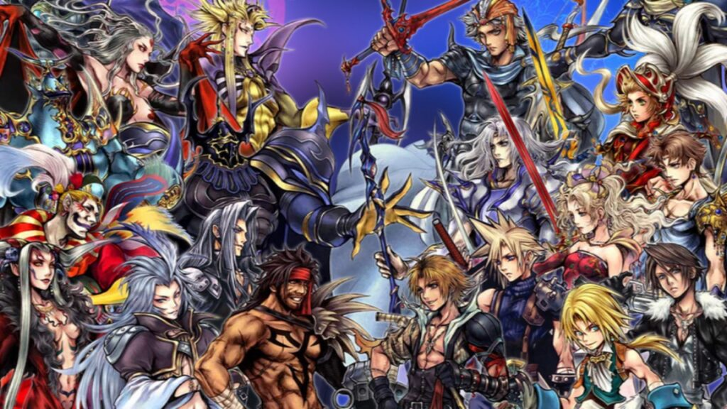 What Screenwriters Can Learn From Final Fantasy Characters For Their Fantasy Script