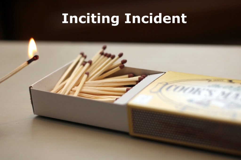 What Is An Inciting Incident In A Screenplay?